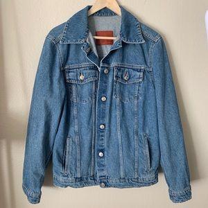 Zara Vintage Denim Jacket